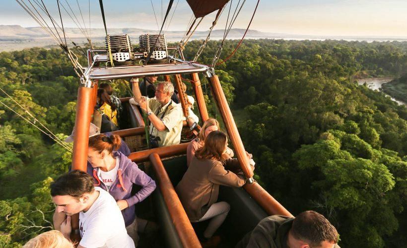 Hot-Air-Balloon-Safaris-Masai-Mara