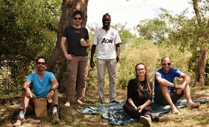 Tourists-Masai-mara