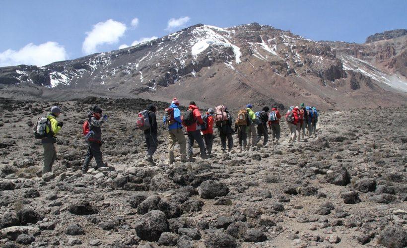 Kilimanjaro_Umbwe-Route